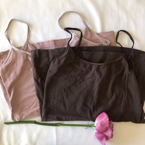 Nordstrom BP Basic Camisoles (2) - Size M